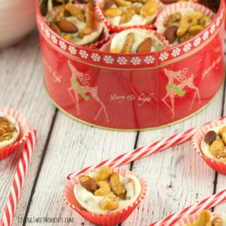 Holiday Spiced Toffee Recipe