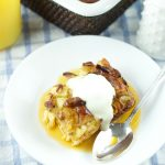 Cinnamon Apple Bake With Orange Maple Syrup