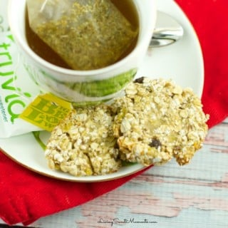 Banana Oatmeal Cookies Recipe With Natural Sweetener