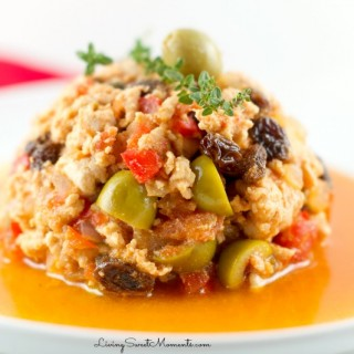 Incredibly Delicious Turkey Picadillo Recipe