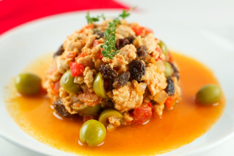 picadillo course by tomasina miers easy turkey picadillo recipe