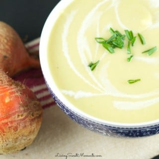 Golden Beet Soup Recipe