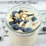 Overnight Oatmeal In A Jar Recipe (A No Cook Breakfast)