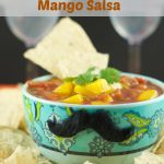 Quick Mango Salsa Recipe