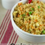 Quinoa Fried Rice Recipe