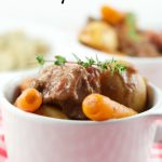Slow Cooker Smokey Beef Stew Recipe
