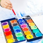 6 Ways To Make Kids Paint
