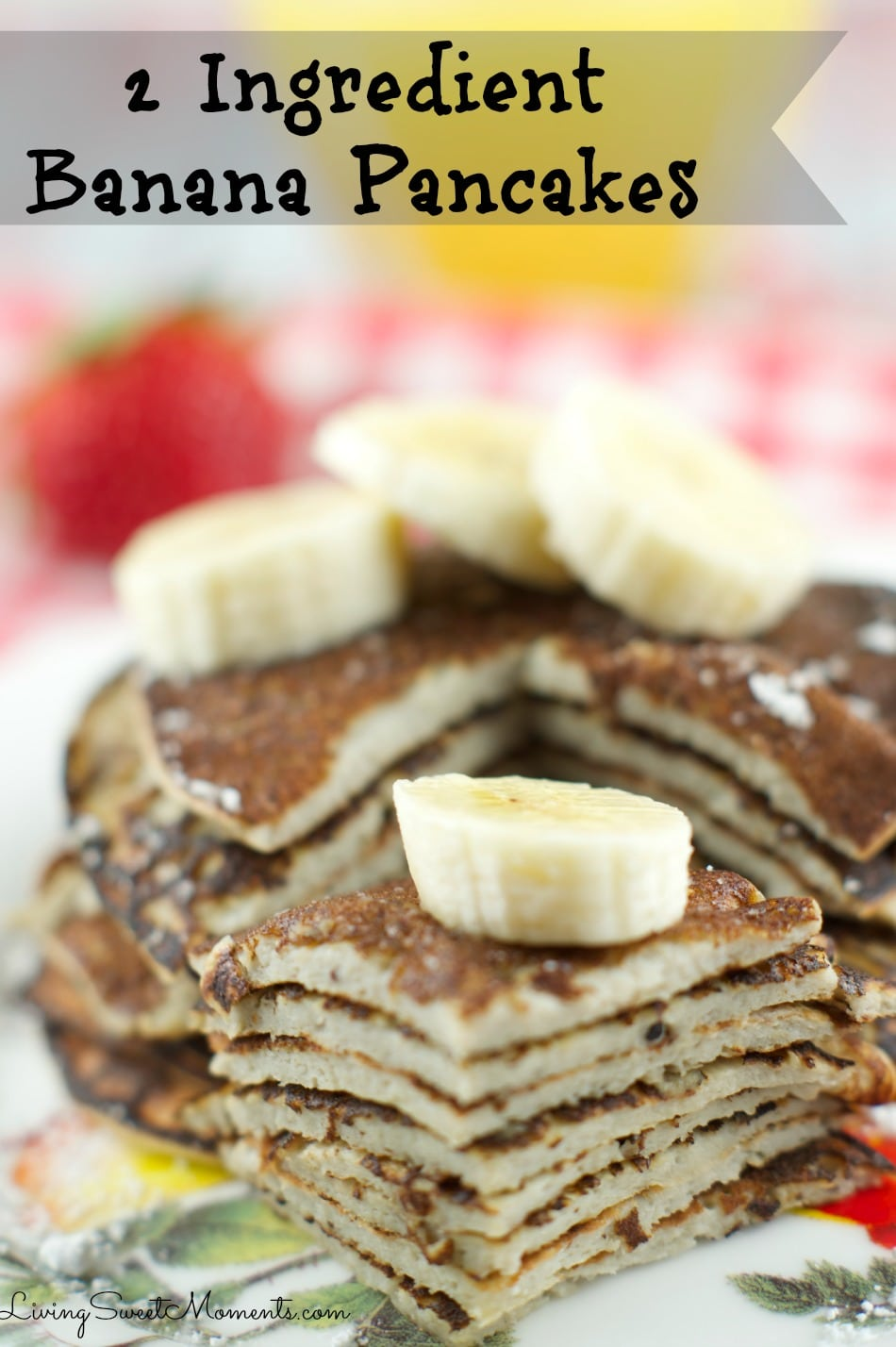 2 ingredient banana pancakes recipe living sweet moments 2 ingredient banana pancakes so easy to make all you need is 2 eggs ccuart Gallery
