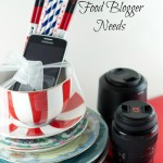 5 Essential Things Every Food Blogger Needs (Video Tutorial)
