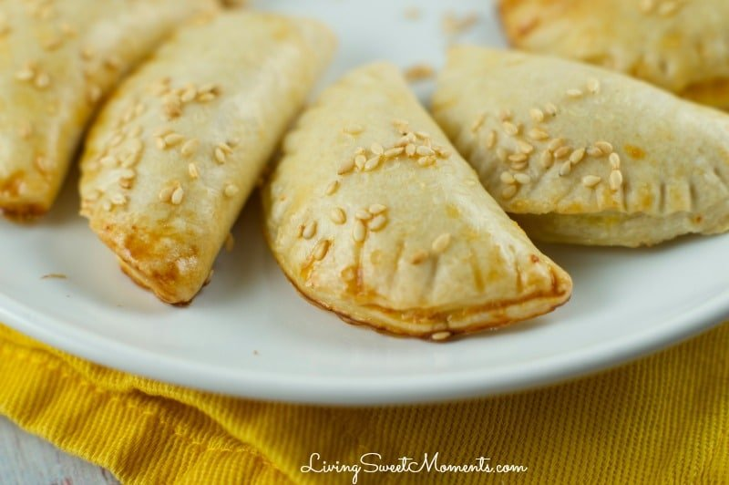 Easy Cheese Bourekas Recipe - Living Sweet Moments