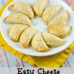Easy Cheese Bourekas Recipe