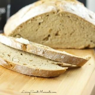 Guinness Irish Soda Bread