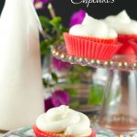 Baileys Irish Cream Cupcakes (Non- Alcoholic)