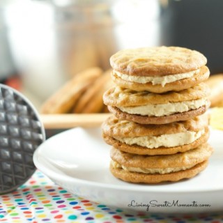 The Most Amazing Copycat Nutter Butter Cookies