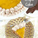 Dobos Crepe Cake
