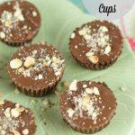 Hazelnut Chocolate Cups (Copycat Reese's)