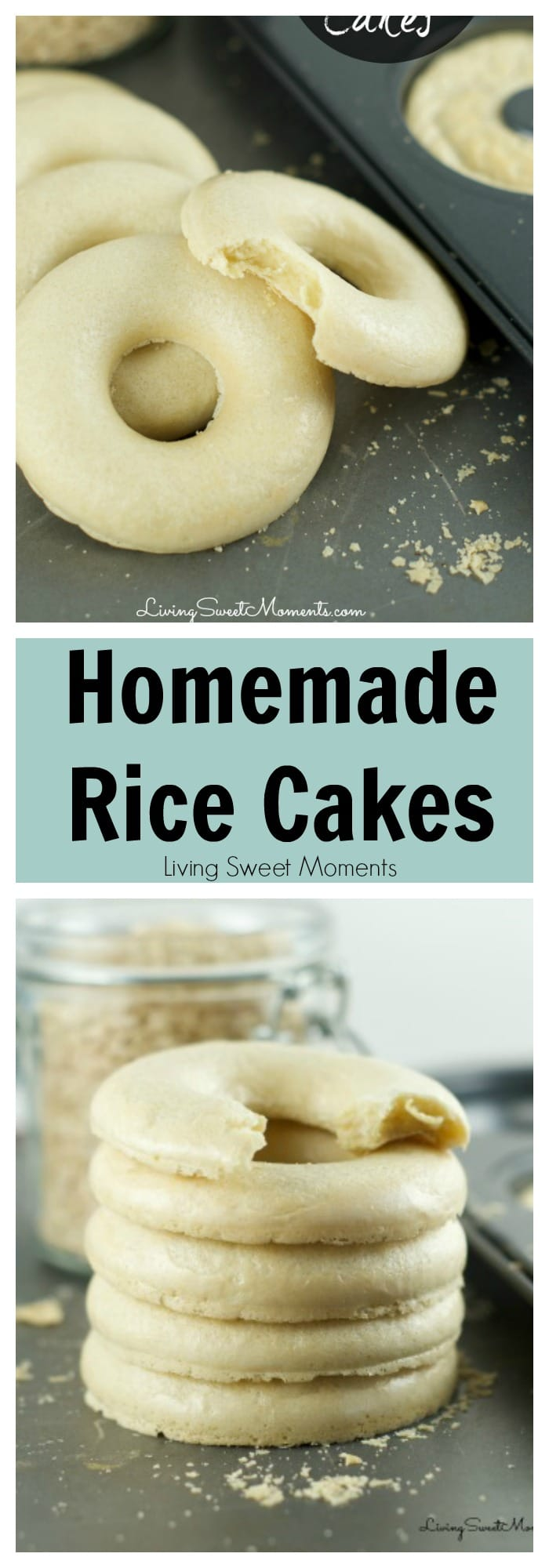 Brown Rice Cakes RecipeLiving Sweet Moments