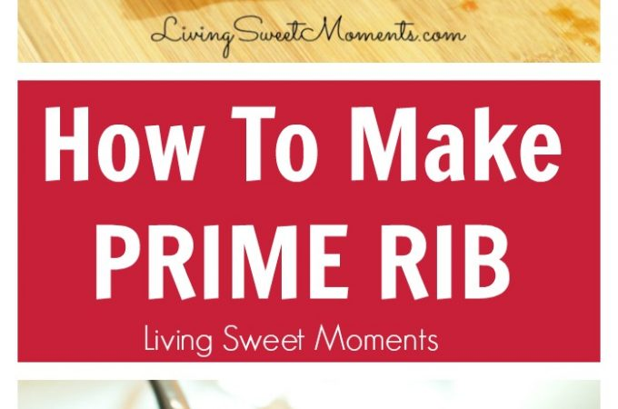 how to make prime rib roast - This easy step by step method guarantees you a juicy and tender prime rib that will impress your family and friends. Enjoy!