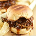 Slow Cooker Pulled BBQ Beef