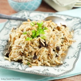 Savory Coca Cola Rice Recipe