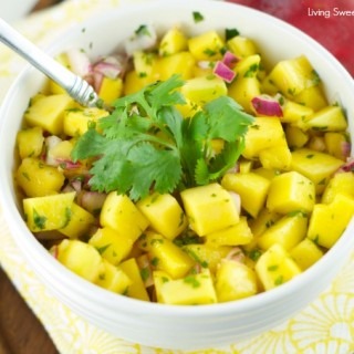 Refreshingly Delicious Mango Salad