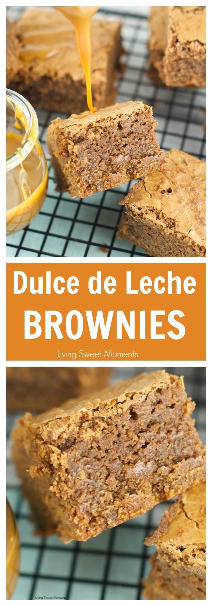 print dulce de leche brownies dulce de leche brownies ooey gooey fudgy ...