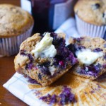 Healthy and Nutritious Banana Blueberry Muffins