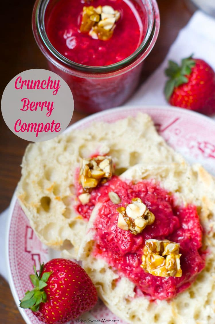 berry compote recipe cover