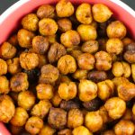 Roasted Crispy Chickpeas