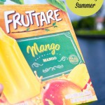 Enjoy The Summer With Fruttare Fruit Bars