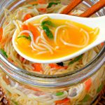 DIY Cup Of Noodles: Here's a DIY way to get your noodles fix while also upgrading it to be more delicious and packed with fresh ingredients. Easy and delish
