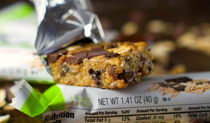 Snack Happy With ZonePerfect Perfectly Simple Bars