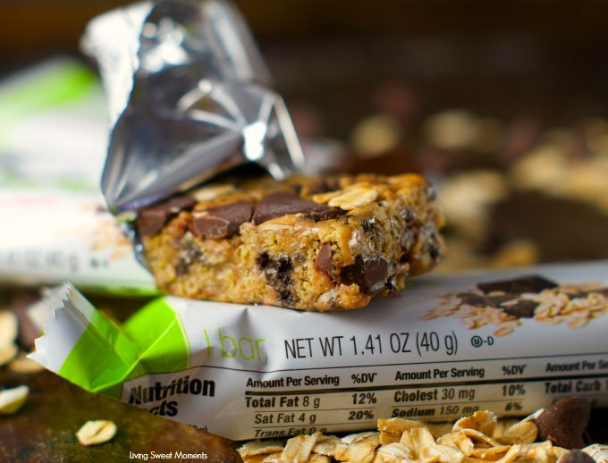 New ZonePerfect Perfectly Simple Bars available in 4 delicious flavors contain high protein and low in calories. The perfect afternoon on the go snack. Yum!