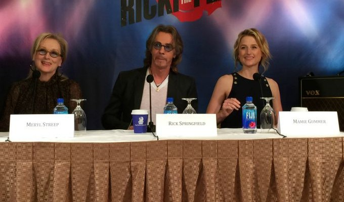 Ricki And The Flash: My Interview With The Stars
