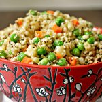 Delicious Cauliflower Fried Rice