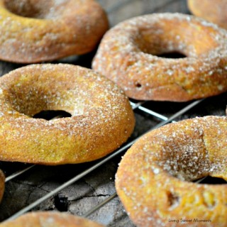Delicious Baked Pumpkin Donuts