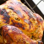 The World's Best Turkey Recipe - This delicious turkey recipe is moist and full of flavor. Perfect for thanksgiving or any other Holiday. Yummy!
