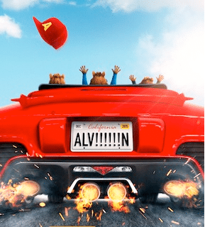 Alvin & The Chipmunks – My Interview With Bella Thorne