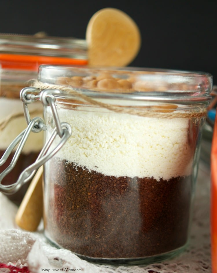 Caramel Coffee Mix In A Jar Living Sweet Moments