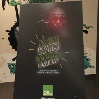 Win Big This Tax Season With Wisin And H&R Block