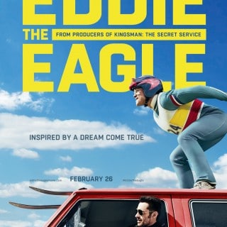 Eddie The Eagle Cast Made A Surprise Appearance At A Miami School