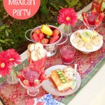 Throwing An Elegant Mexican Fiesta Party Tutorial