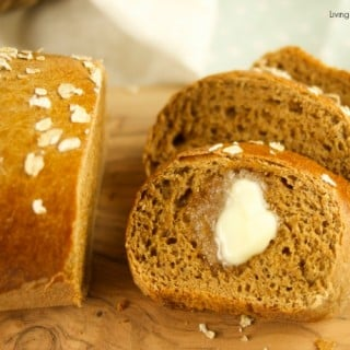 Check out how easy it is to make The Cheesecake Factory's Copycat Brown Bread with honey and oats. Delicious, soft and just like the real thing. Yum!