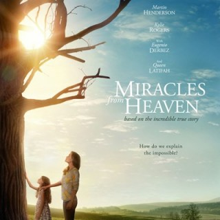 Miracles From Heaven Movie Review + Giveaway