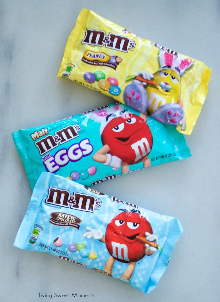 Easter M&M's