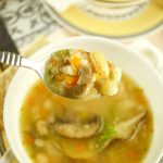 White Bean And Barley Soup