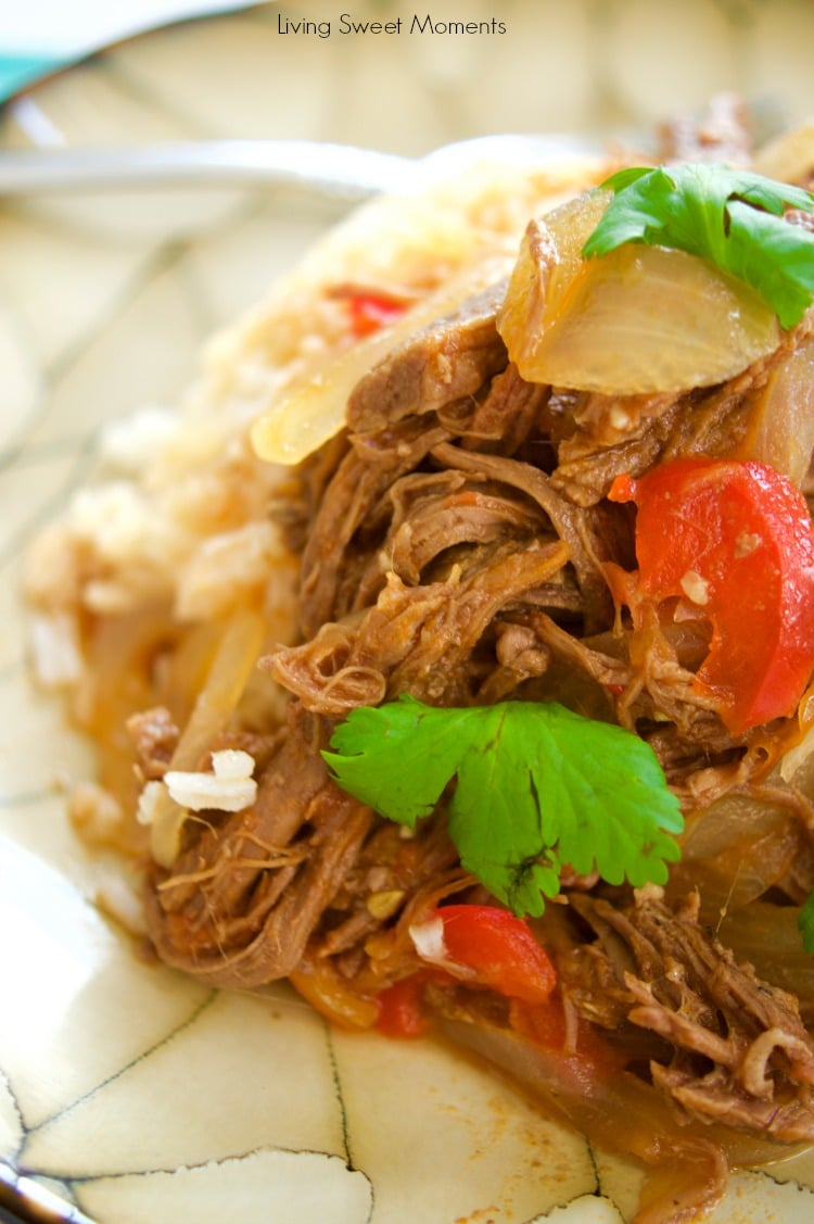 Venezuelan Shredded Beef Made In The Instant Pot