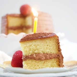 Delicious Diabetic Birthday Cake Recipe