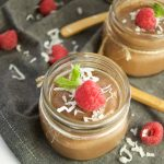 Double Chocolate Chia Pudding