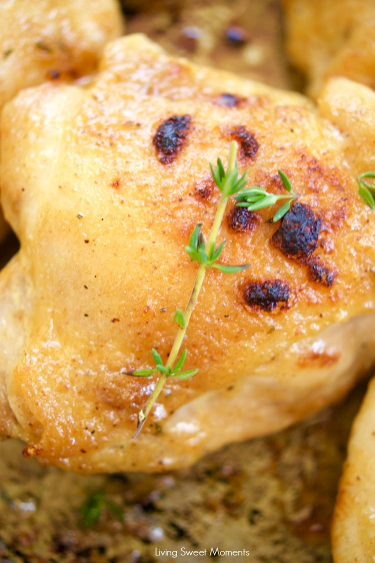 mustard maple thyme butter mustard maple chicken thighs recipes